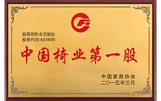 中国第一股.
